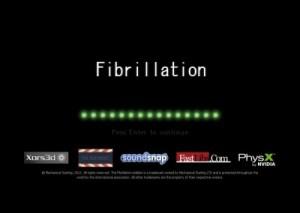 Fibrillation логотип игры
