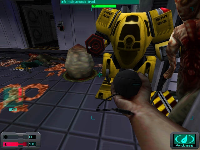 System Shock 2 Русификатор Текстур