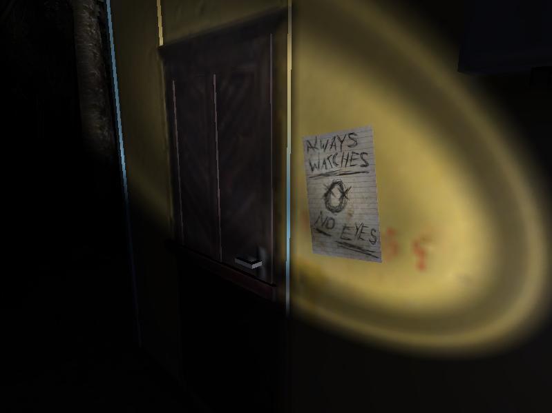 Slenderman's shadow: claustrophobia download | claustrophobia.