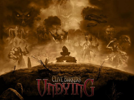Clive Barkers Undying cover1