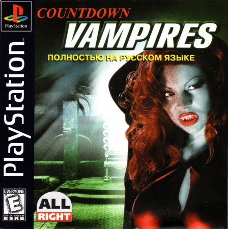 Countdown Vampires cover