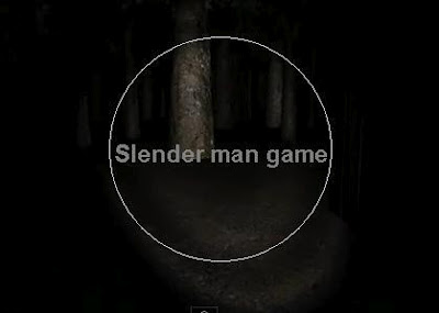 Slender man the game cover