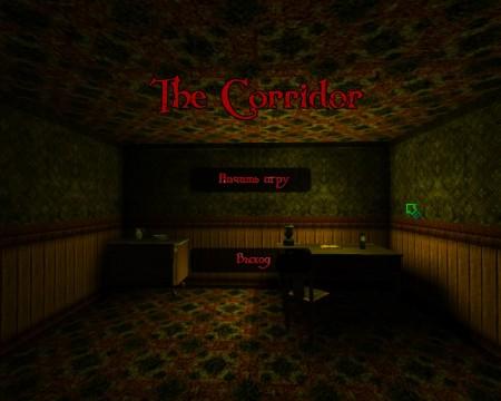 The Corridor_cover