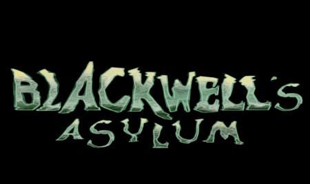 Blackwell Asylum Cover