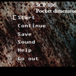 Инди хоррор — SCP-106 Pocket Dimension.