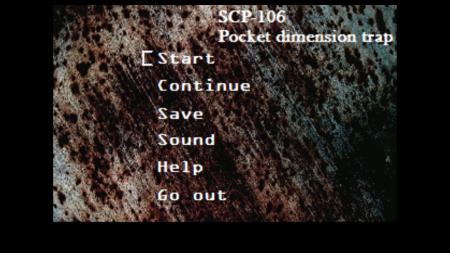 SCP-106 Logo