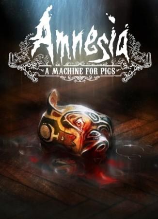 Amnesia a machine for pigs cover