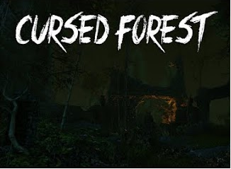 Cursed forest cover