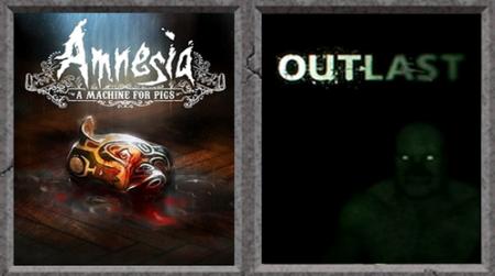 Amnesia Outlast