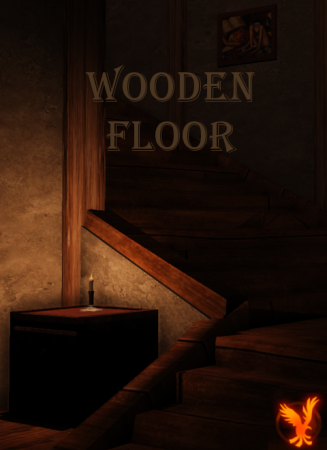 Wooden Floor Cover