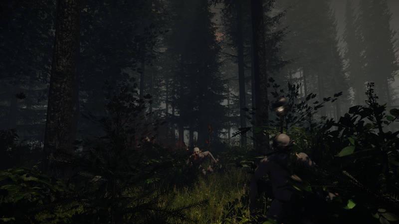 horror игры инди