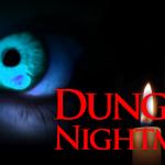 Инди хоррор Dungeon nightmares — 100 скримеров и 1 скелет в шкафу